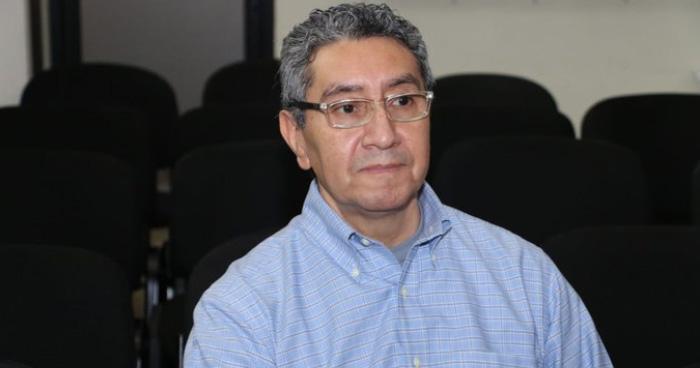 Capturan a Rene Figueroa, exministro de Seguridad de la administración Tony Saca