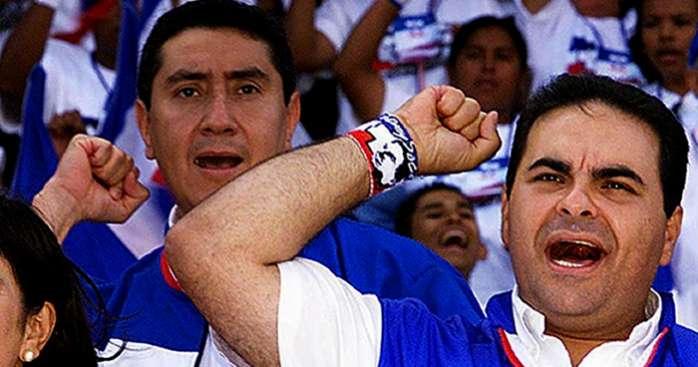 René Figueroa cobró el sobresueldo más alto durante la administración Saca