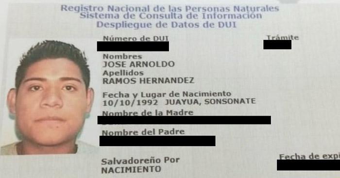 Reo fugado del Penal de Apanteos fue capturado en Guatemala