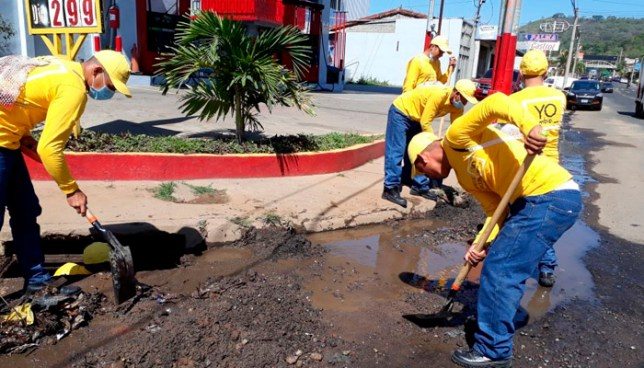 Reo, de baja peligrosidad, intentó fugarse cuando realizaba labores de utilidad pública en Sonzacate