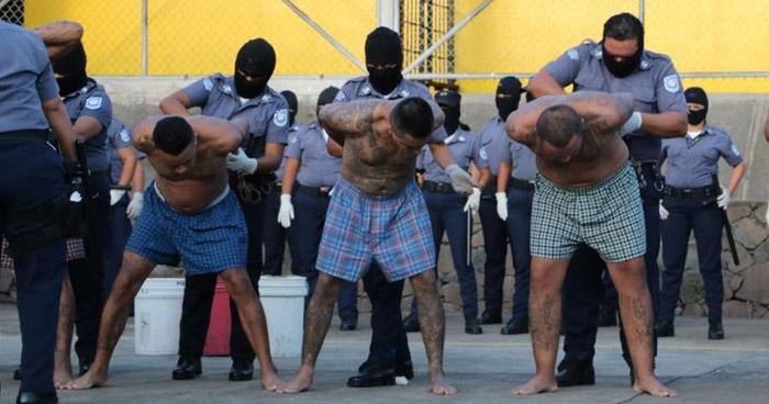 Realizan requisa en el Centro Penal de Ciudad Barrios - Solo Noticias El Salvador