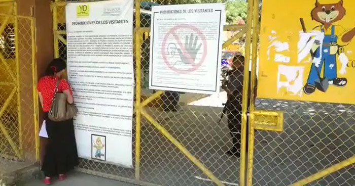 Realizan requisa en penal de San Vicente por disturbios que dejaron un muerto y 7 heridos