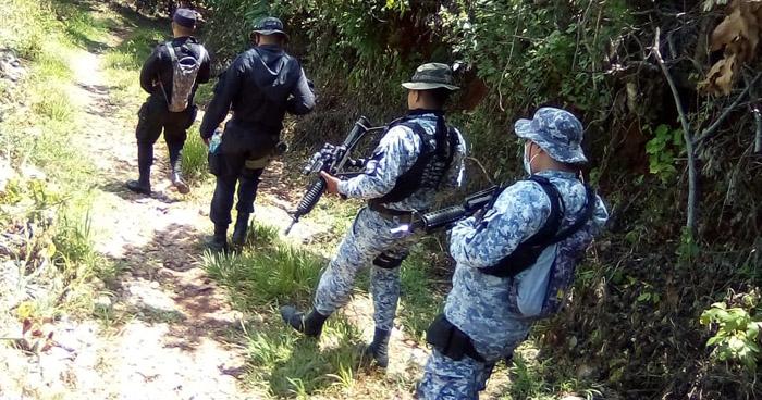 Rescatan a dos personas privadas de libertad por pandilleros en Usulután
