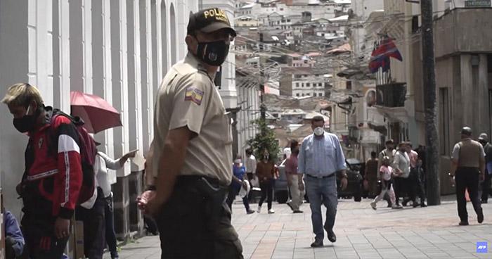 Estado de excepción por 30 días en varias provincias de Ecuador
