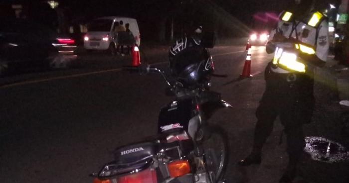 Al menos 22 detenidos por conducir en estado de ebriedad en las ultimas horas