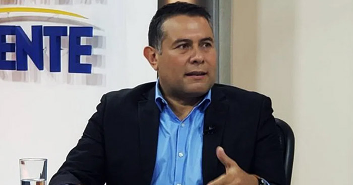 Diputado Rigoberto Soto buscará la presidencia de GANA