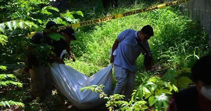 Hallan cadáver de joven en río Chilama, La Libertad