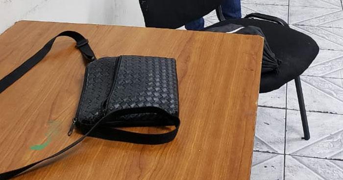 Capturado tras robar cartera a una mujer en autobús Ruta 41-A en San Salvador