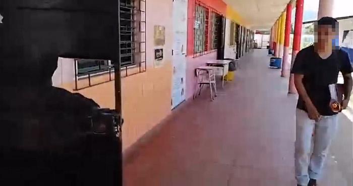 Roban por 4 vez equipo informático y dinero de un centro escolar de Ahuachapán