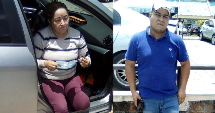 Capturados tras perpetrar un robo en un centro comercial de Ciudad Merliot