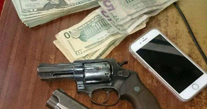 Capturado por participar en robo a mano armada en Cojutepeque
