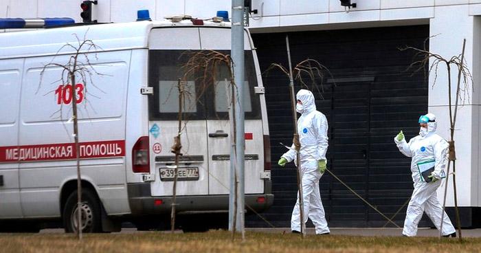 Rusia registra 14 nuevos casos de COVID-19 en últimas 24 horas