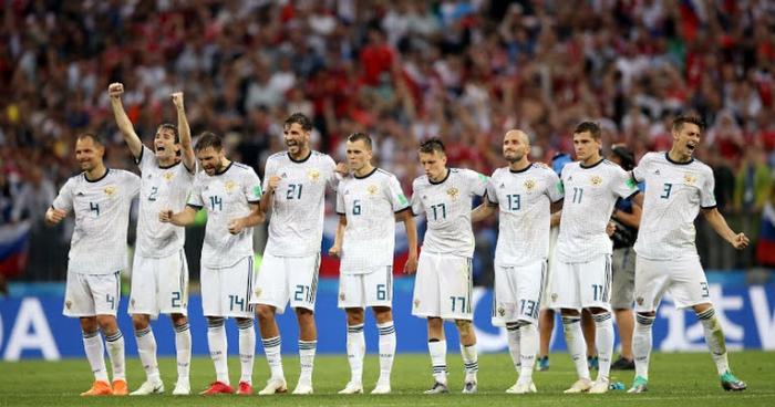 España queda eliminada en penales frente a Rusia que se clasifico a los cuartos de final