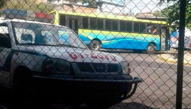 Autobuses de la Ruta 7 de Soyapango en paro de labores por amenazas de pandillas