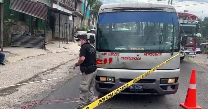 Ruta 11 en paro de labores tras asesinato de motorista