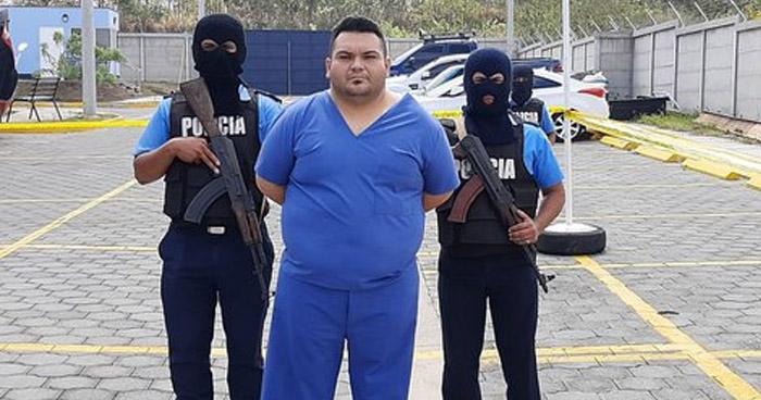 Capturan a salvadoreño acusado de haber asesinado a un pastor en Nicaragua