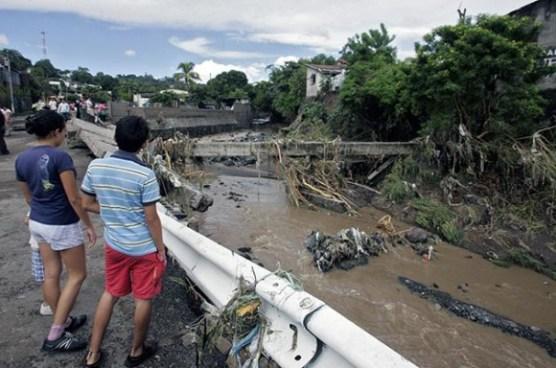 Protección Civil asegura que gran parte del país esta propensa a catástrofes naturales