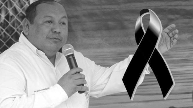 Fallece alcalde de Ilopango Salvador Ruano