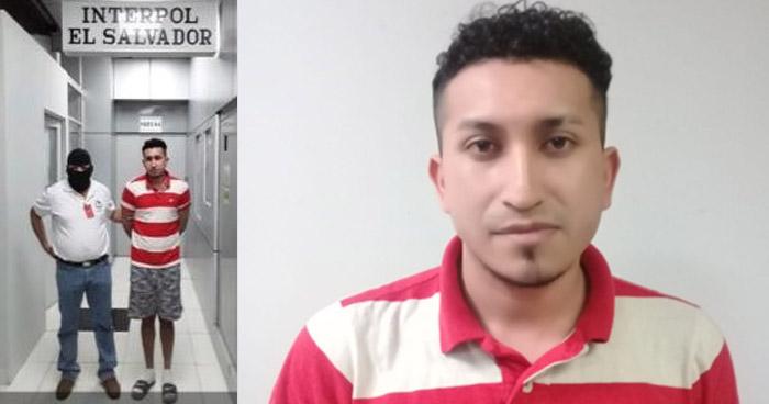 Capturan a salvadoreño deportado de EE.UU. buscado por homicidio