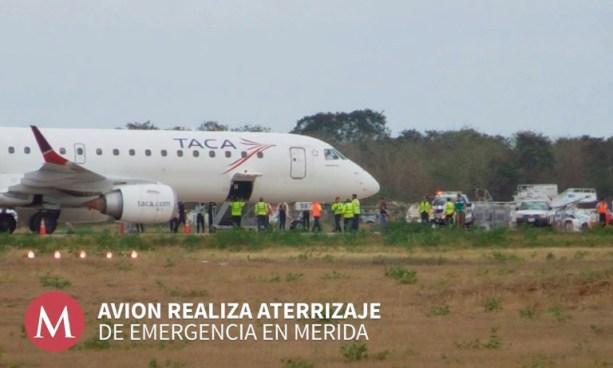 Salvadoreño muere en pleno vuelo de El Salvador a Houston, el avión aterrizo de emergencia en Mexico