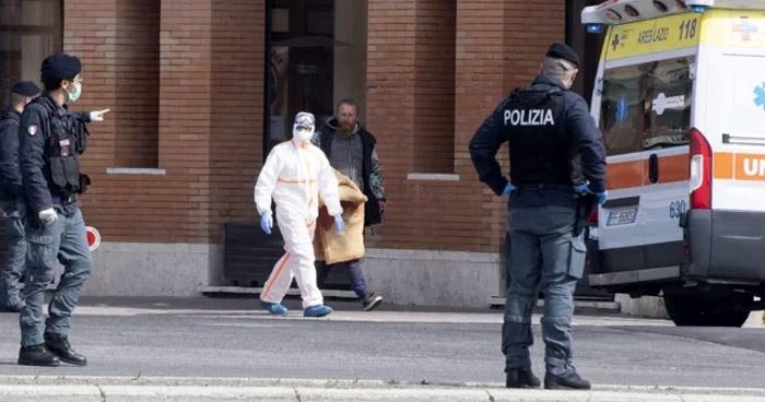 Muere primer salvadoreño por COVID-19 en Italia