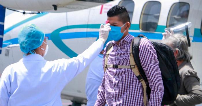 Repatrían a salvadoreños que permanecían varados en Costa Rica