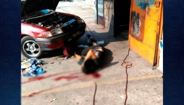 Riña entre pandillas deja un pandillero muerto sobre el bulevar San Bartolo en Ilopango