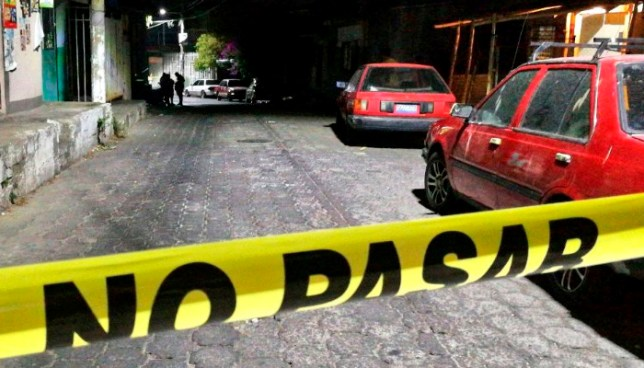 Sicarios a bordo de una motocicleta asesinan a pandillero en Ciudad Delgado