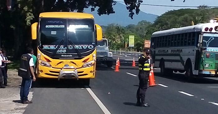 Sancionan a motoristas de transporte público por incrementar tarifas