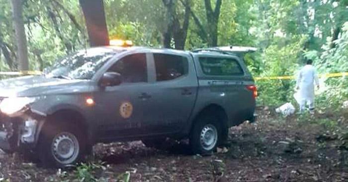 Recuperan cadáver del interior de un barranco en San Julián, Sonsonate