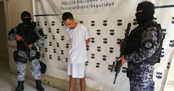Capturan a pandillero que participaba en ataques contra policías