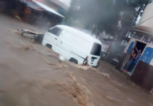 La Dirección General de Protección Civil emite advertencia por lluvias