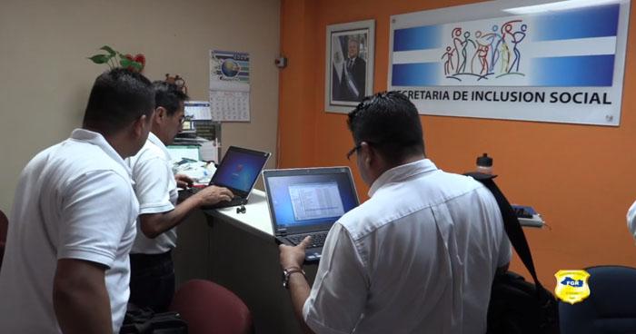 Fiscalía finalizó hoy los allanamientos en la Secretaría de Inclusión Social