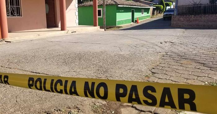 Ametrallan sede de GANA en Guacotecti, Cabañas
