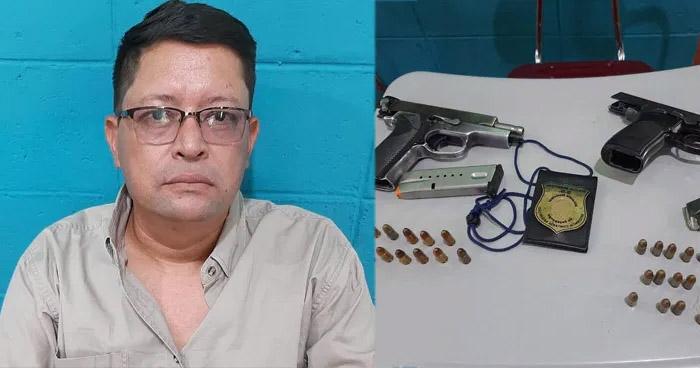 Jefe de Seguridad del Alcalde de Soyapango procesado por Homicidio Tentado contra trabajadores