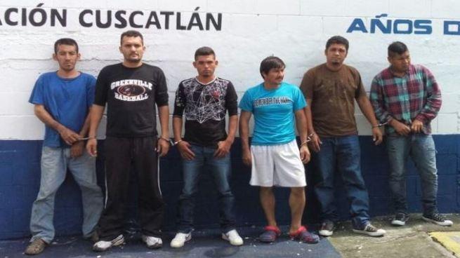 Arrestan a 8 sujetos por organizaciones terroristas y extorsión agravada