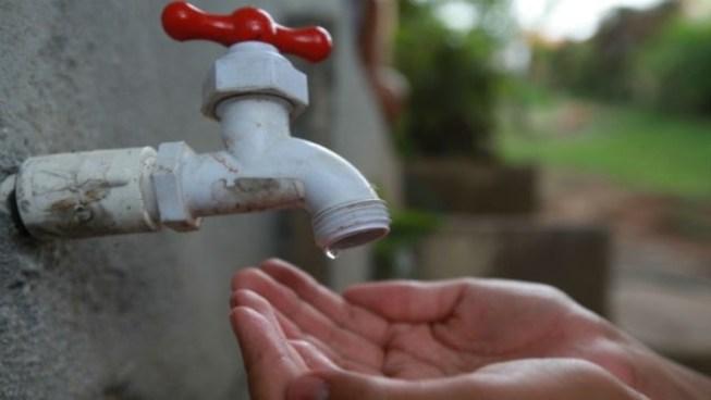 Servicio de agua potable será deficiente en zona sur de San Salvador y en todo Antiguo Cuscatlán