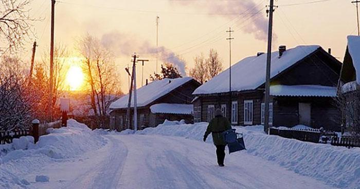 Rusia: 13 personas murieron congeladas en la región de Siberia