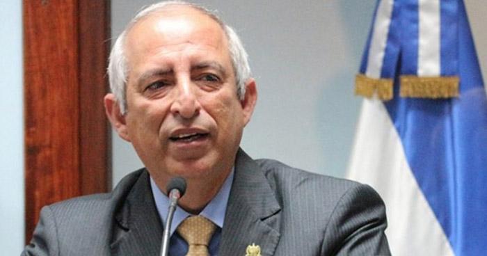 Interpol retira difusión roja contra Sigfrido Reyes