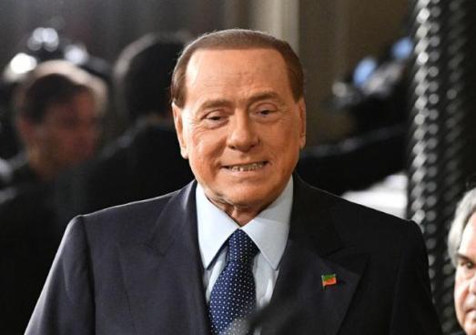 Lo que mas me gusta de Trump es Melania: Berlusconi