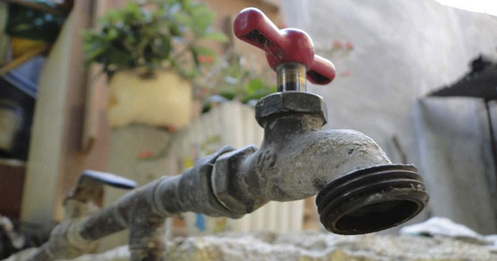 Corte de agua este domingo afectará varios sectores del área metropolitana de San Salvador