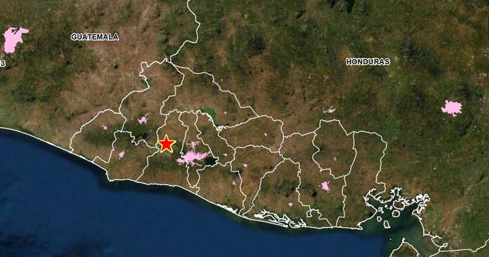 Dos sismo sacudieron parte del país esta madrugada