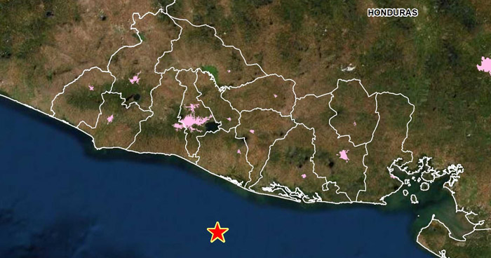 Sismo de 3.5 sacudió esta mañana la costa de La Paz