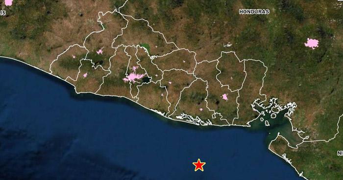 Sismo de 4.0 sacudió la zona costera del oriente del país