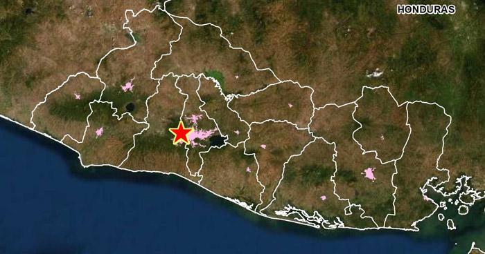 Activación de fallas geológicas originaron enjambre sísmico en zona Norponiente de San Salvador