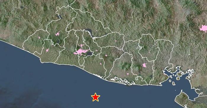Sismo de 4.0 sacudió esta tarde la costa de La Paz