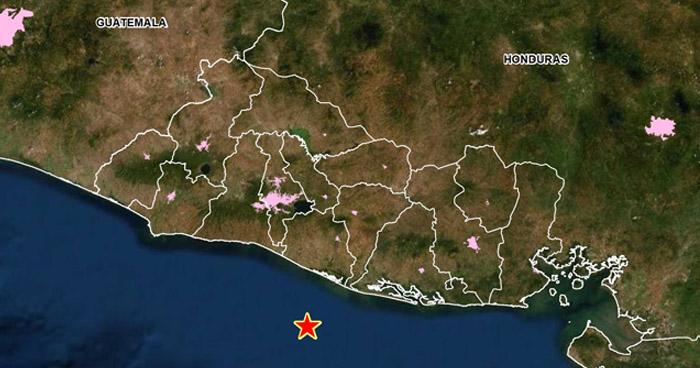 Sismo de 4.1 sacudió este martes la costa de La Paz