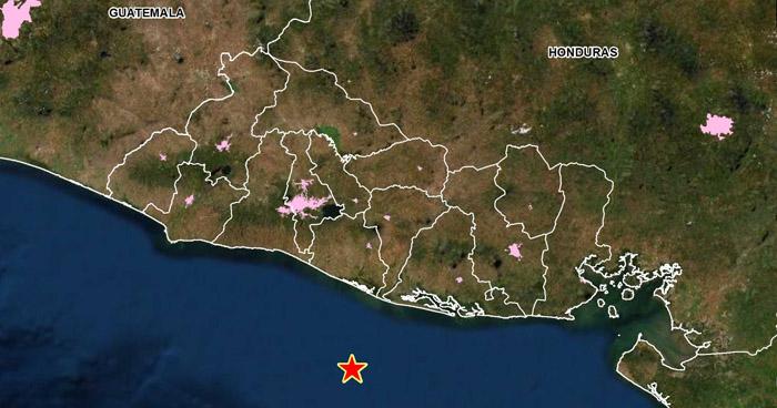Sismo de 3.6 sacudió esta mañana la costa de La Paz