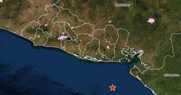 Sismo de 3,8 sacudió esta mañana la zona costera del oriente del país