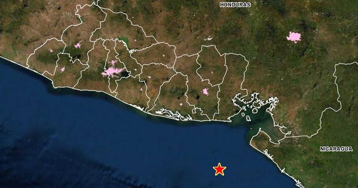 Sismo de 4.5 sacudió esta mañana la zona oriental del país